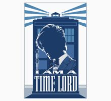 doctor who - i am a time lord #1 by plumpflower