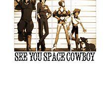Cowboy Bebop by ShineTime