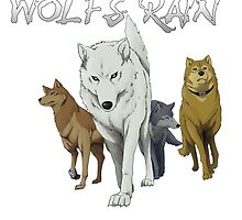 Wolf's Rain by ShineTime