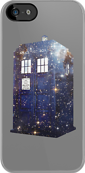 Starry nights and time machines by leighsthings