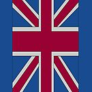 United Kingdom Flag by ZIAS666