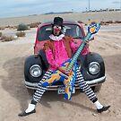 Guitar Minstrel by jollykangaroo