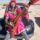 Silky Guitar Freak by jollykangaroo