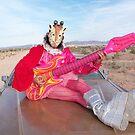Play me a tune Giraffe Man by jollykangaroo
