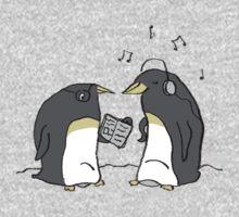 Waiting Penguins Kids Clothes