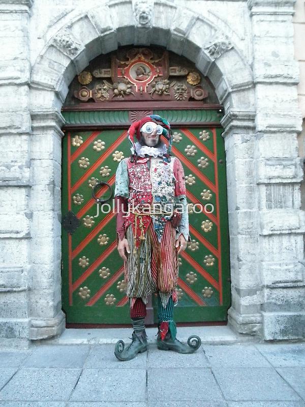 Jester Fool by jollykangaroo
