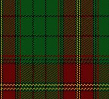 00185 Ulster District Tartan Fabric Print Iphone Case by Detnecs2013