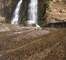 Alamere Falls on Crisp Day by Matt Tilghman