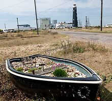 Dungeness Boat by Dawn OConnor