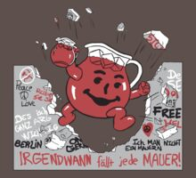 Kool-aid Man Vs Oppression by Kelmo