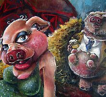 Fat Pig Sexy Pig by David Mueller