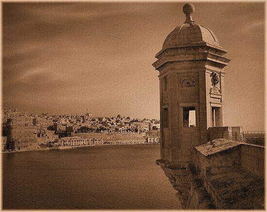 The Watch Tower by fajjenzu