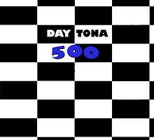 DAYTONA 500 iPhone Case by megantaylor283
