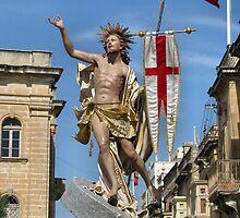 Easter Procession by fajjenzu