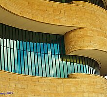 National Museum of the American Indian by Thad Zajdowicz