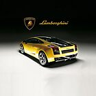 Lamborghini Gallardo SE 2006 iPhone Case by jlerner