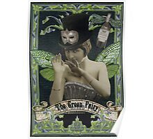 Absinthe Fairy - Marcellin Poster