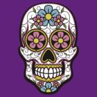 SUGAR SKULL by SmittyArt