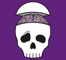 Brainy Skull by Pig's Ear Gear