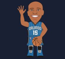 NBAToon of Vince Carter, player of Orlando Magic by D4RK0