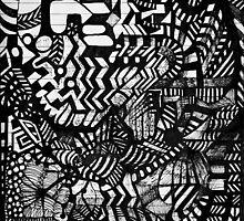 Ink Doodle. by - nawroski -