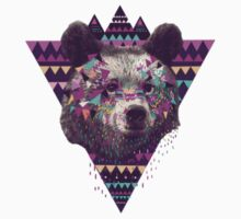 Bear Triangle T-Shirt