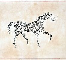 Tugra Horse by smute20