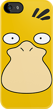 Pokemon: Psyduck by jebez-kali