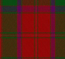 00196 Crieff District Tartan Fabric Print Iphone Case by Detnecs2013