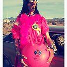Space Hopping Fool by jollykangaroo