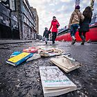 Brick Lane London by Heather Buckley