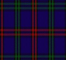 00206 Eglinton District Tartan Fabric Print Iphone Case by Detnecs2013