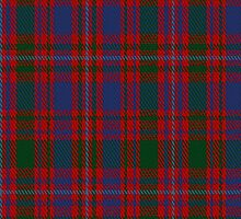 00214 Glen Orchy District Tartan Fabric Print Iphone Case by Detnecs2013