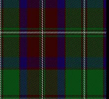 00215 Glen Tilt District Tartan Fabric Print Iphone Case by Detnecs2013