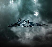 Vulcan Storm by J Biggadike
