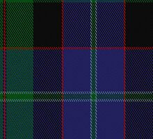 00221 Lochaber District Tartan Fabric Print Iphone Case by Detnecs2013