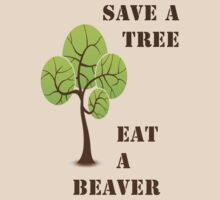 Save a tree! by wlartdesigns