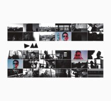 Depeche Mode : patchwork of photos 2013 - 1 by Luc Lambert