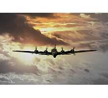 B17 Dawn Photographic Print