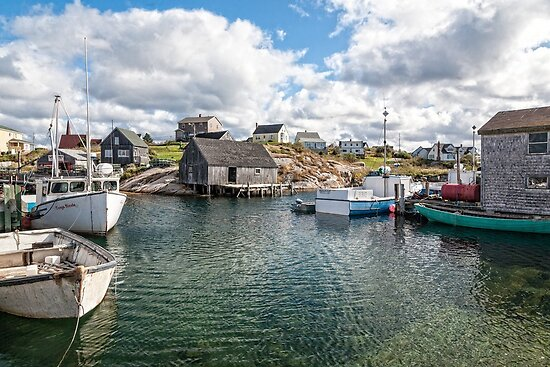 Peggy's Cove II by PhotosByHealy
