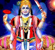 Vishnu Plays by Derek Lowe