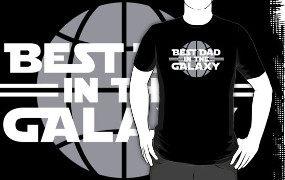 Best dad in the galaxy by LaundryFactory
