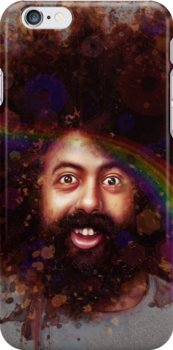 Reggie Watts by Fay Helfer
