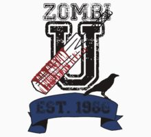 Zombi University - Learning to survive by Charles Caldwell