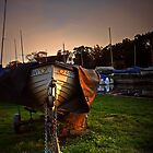 Norfolk Boat by mpstone