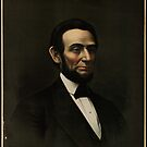 Kurz &amp; Allison portrait of Abraham Lincoln by Adam Asar
