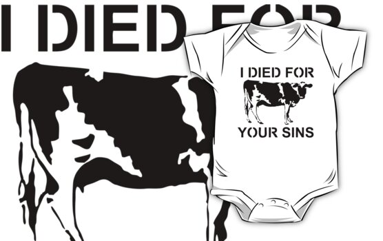 I Died Sins T-Shirt by mindofpeace