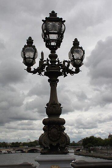 Street Light by Elena Skvortsova