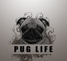 PUG LIFE by Ashley Coggan