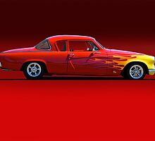 1954 Studebaker Coupe - Profile by DaveKoontz